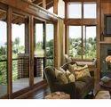 Alu Wood Windows