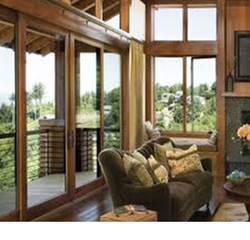 Alu Wood Windows