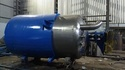 Stainless Steel Bio Product Mixing Tank, 01 Year, Capacity: 100000 L