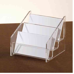 Acrylic Information Display Stand