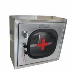 SS First Aid Box for Hospitals