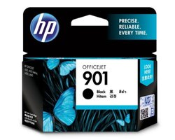 Hp 901 Black Original Ink Cartridge (CC653AA)