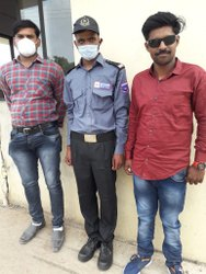 Corporate Male Security Service, in Morbi