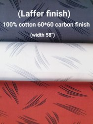 Laffer Finish 100% Cotton Shirting Fabrics
