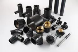 Black Injection Molded Plastic Parts, For Industrial, Box