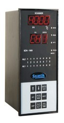 8 Channel Temperature Scanner