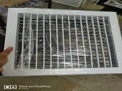 Adjustable Air Space Aluminum Louvers