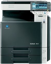 Basic Digital Copier With Printers MS-7-21-20
