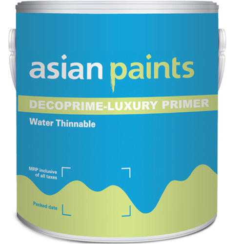 Asian Paints Decoprime Luxury Primer At Rs 150 Litre Asian Paints Primer Id 15129817688