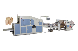 mohindra Automatic Medicine Paper Cover Making Machinery, Capacity: 10000 Pieces Per Hour, 3 H.p. Motor