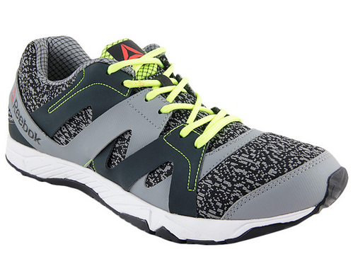 4d614c9ad Men Reebok Run Essence Grey Running Sports Shoes