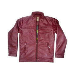 Wood Ford Large Mens Leather Jackets