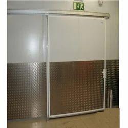 Clean Room Sliding Door