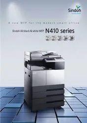 Sindoh N410 Photocopier Machine, Memory Size: 1gb, Model Number: N 410