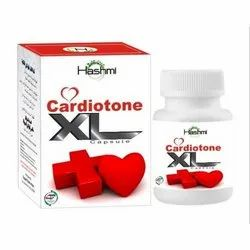 Hashmi Cardiotone XL Capsule, For Personal, Packaging Type: Bottle