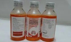Dextromethorphan Hbr, Chlorpheniramine Maleate & Phenylephrine HCL Syrup