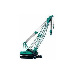 Kobelco Crawler Crane Rental Service, Capacity: 20-25 ton