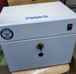 Drdo Developed UV Sanitizer Box