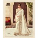 Fashionable Designer Silk Saree
