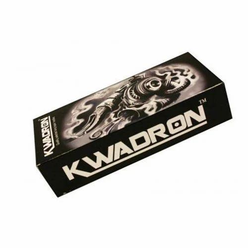 Kwadron Tattoo Needles, For Professional, Rs 1600 /box, Shiva Tattoo ...