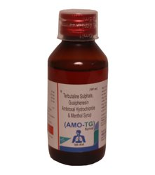 AMO-TG Cough Syrup, 100 ml