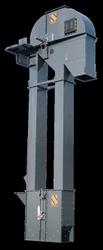 Grain Leg Bucket Elevator