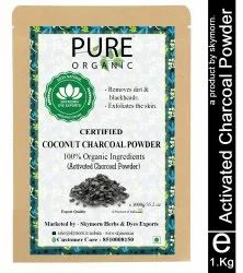 Organic Advance Activated Carbon (Charcoal) Powder 1 Kg