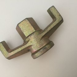 Wing Nut for Tie Rod - Two Teeth
