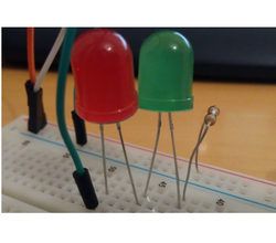 LED Capacitor