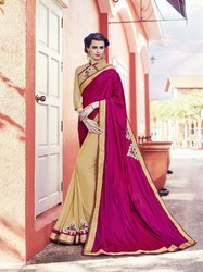 Paper Silk Fancy Saree