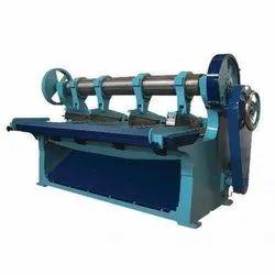 Karunya Corrugated Eccentric Slotter Machine
