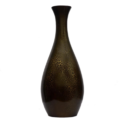 Glorify Antique Handcrafted Fiber Vase