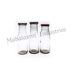 200 ml Milk Shake Glass Bottle Family