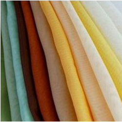 Plain Sushi Voile Fabric, for Clothing