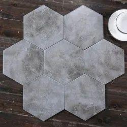 Hexagon Floor Tiles