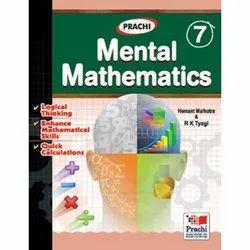 Mental Mathematics Class 7