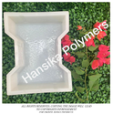 I SHAPE PLASTIC PAVER MOULD