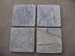 Forest Brown Tumbled Stone Tile