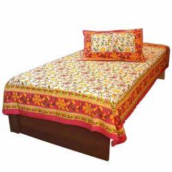 Design Single Bed Sheet Pillow 403
