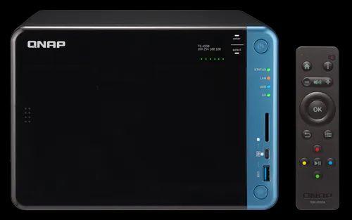 Qnap TS 653 B Network Attached Storage, H 168 W 235 D 226 Mm