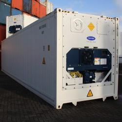 Refrigerated Reefer Container Rental Service