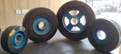 Hard Rubber Trolley Wheel