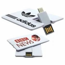 Credit Card OTG Pen Drive