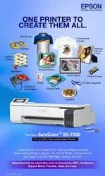 Epson Sublimation Printer 24 Inch Width Printing