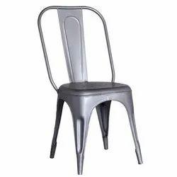 Industrial Tolex Chair