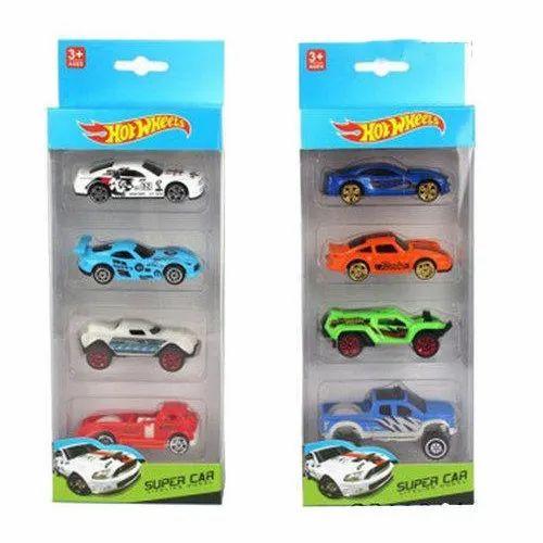 JK Plastic Battery Powered Toy Car