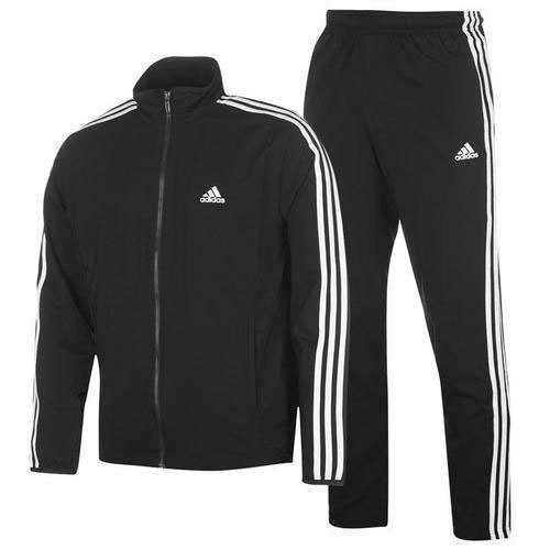 more photos d6b1c 5bde5 Adidas Black Tracksuit