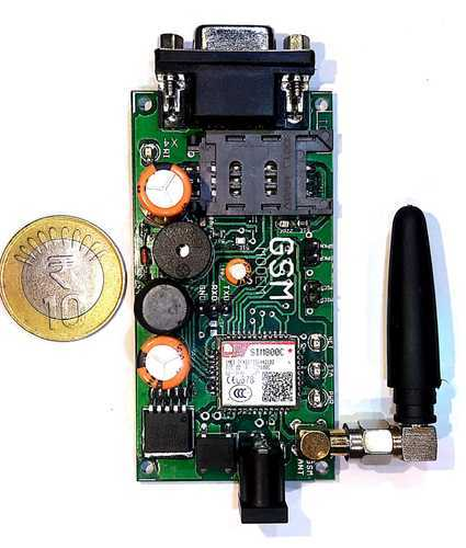 GSM Modem - Sim800C & Remote Control Relay Board Manufacturer from