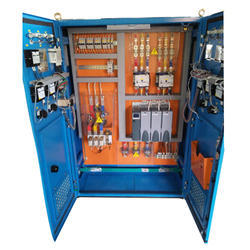 Three Phase Heater Control Panel