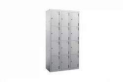 White, Grey Lockers For Employees, Staff Lockers, Gym Lockers, School Lockers
